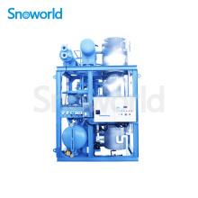 Machine à glaçons sur tubes Snoworld Reliable
