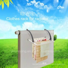 Secadora de ropa para radiador Guardia Balcón Patio
