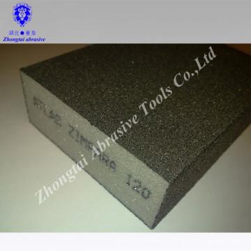 Wasserdichter Aluminiumoxyd-Schaum-versandender Schwamm für Metall