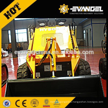 HYSOON Mini Skid Steer Loader HY380 With Attachments