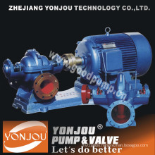 Double Suction Centrifugal Water Pump for Hot