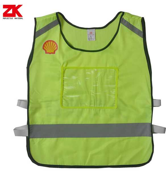 traffic reflective safety jacket