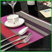 PVC resistente ao calor de jantar Romm Placemat