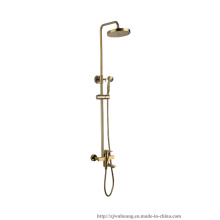 Golden Plated Bathroom Bath Faucet (MG-7411)