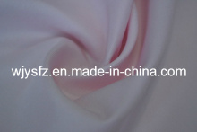 Polyester Peach Twill Fabric for Garment
