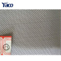304 plain woven 25 micron stainless steel wire mesh