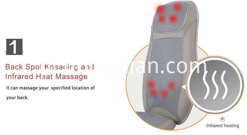 Massage Cushion RD03C