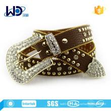 Fshion Vintage Crystal West Belt