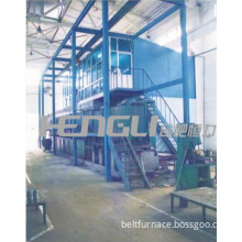 Specialized Piston Ring Chrome Plating Line