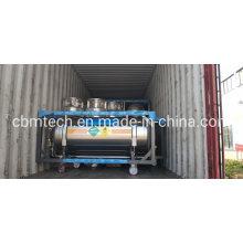 Good-Selling Cbmtech Transportable Cryogenic Dewar Cylinders