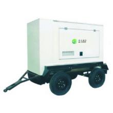 Mobile Trailer Diesel Genset (500KW)