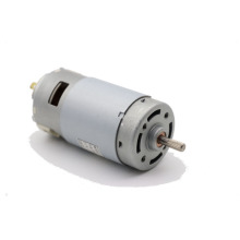 90V High Voltage Brushed DC Motor