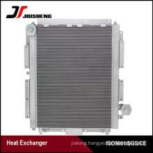 Excavator Oil Cooler For Doosan DH225-7