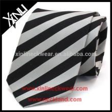 Men Stripe 100% Cravate en Soie
