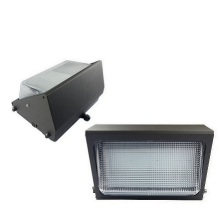 Custodia in alluminio pressofuso 120 w led wall pack light
