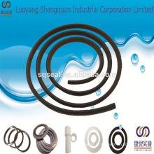 China wholease venda quente Desgaste resistente toalete espiral ferida gaxeta / junta de borracha de silicone