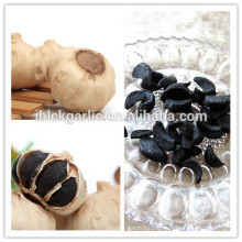 peeled black garlic 100g/bottle Curing the insomnia and the constipation.