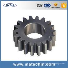 China Kundengebundene gute Qualität hitzebeständige Stahl-Feinguss-Gießerei