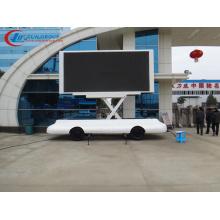 Nouvelle remorque publicitaire LED mobile 6.8㎡
