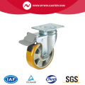 Swivel Al PU Wheel Industrial Caster