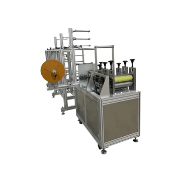 Kn95 Mask Making Production Machines Line