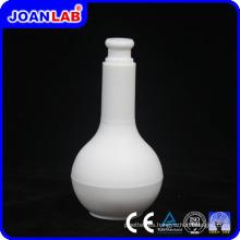 JOAN LAB Frasco volumétrico de PTFE para productos químicos corrosivos