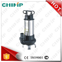 Chimp 1.5kw bomba de aguas residuales sumergible para aguas residuales