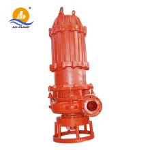 Pompe de sable submersible d'aspiration de dragage résistante d'alliage de chrome