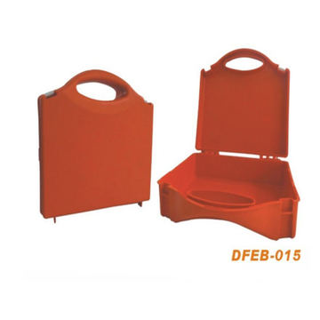 Empty First Aid Box Made of PP Material 27*27*9cm