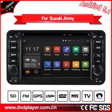 Hualingan Android 5.1 / 1.6 GHz coche DVD GPS para Suzuki Jimny navegación de audio
