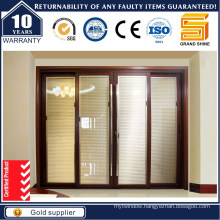 Hot Sale Heavy Duty 2.0 Thick Two Track Sliding Door