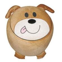 Animal inflatable stool