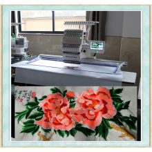Ho1501L Single Head 15 Colors Large Size Flat Embroidery Machine Like Happy Brother Style