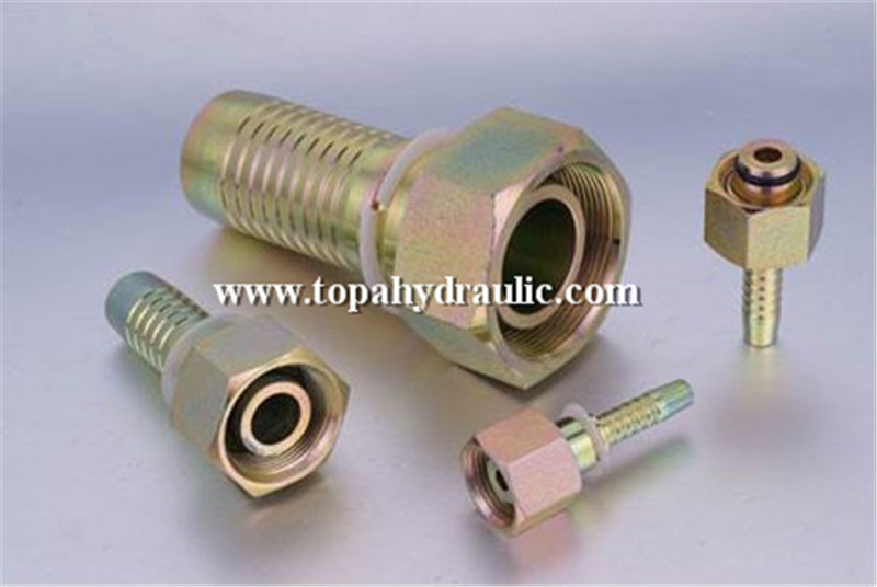 20511 Hydraulic Fitting Carbon Steel