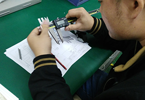 Inspection of machining part