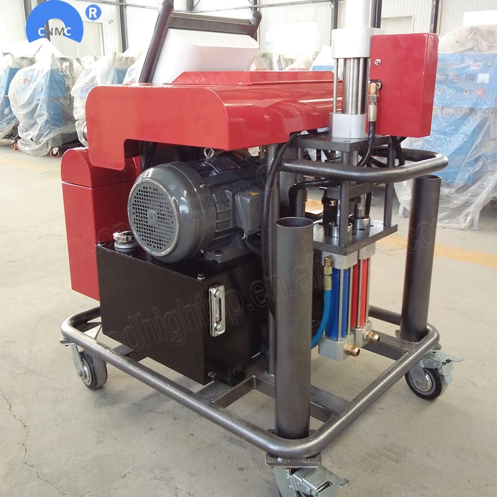 poly spray machine