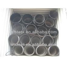 BS 1387galvanized weld steel pipe