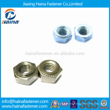 Zinc Plated PEM BOB Hex Self Clinching Nuts