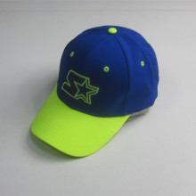 Fashion Style Polyester Embroidery Baseball Cap