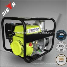 Pompe à moteur à essence de 2 pouces pour l'agriculture