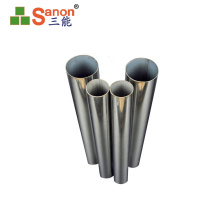 Hot Sale 201 304 Wedled Polished Metal Stainless Steel Round Pipe Curtain Price