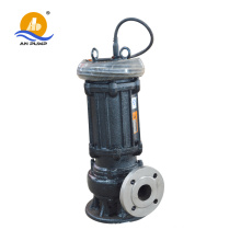big flow channel submersible sewage pump