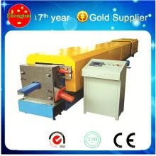 100 galvanizado acero bajante redondo máquina / máquina de bajadas de agua