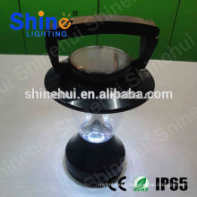 2015 hot sale super bright white led camping solar lantern with IP65 approved of Shinehui company in shenzhen