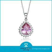 Top Marca de jóias de cristal Art Deco (SH-N0105)