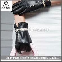 Chine Wholesale Custom 2015 Fashion Ladies Leather Guts