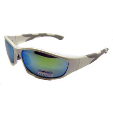 High Quality Sports Sunglasses with Yellow Frame (SZ5237)