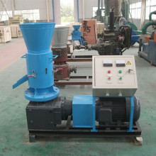 Move Type Diesel Engine Wood Pellet Mill