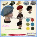 Hot Selling Wool Hat ,Ladies Wool Felt Hat,LSW42