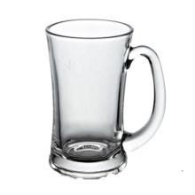 Taza del vidrio de cerveza de 400ml / taza de café